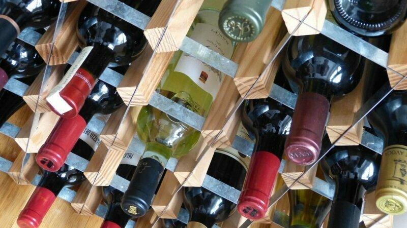 173 бутылки вина