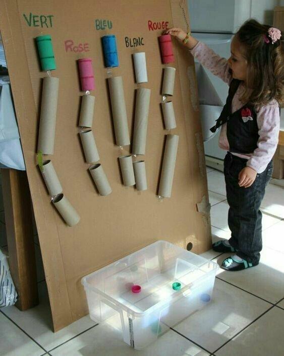 20 увлекательных занятий для детишек разного возраста