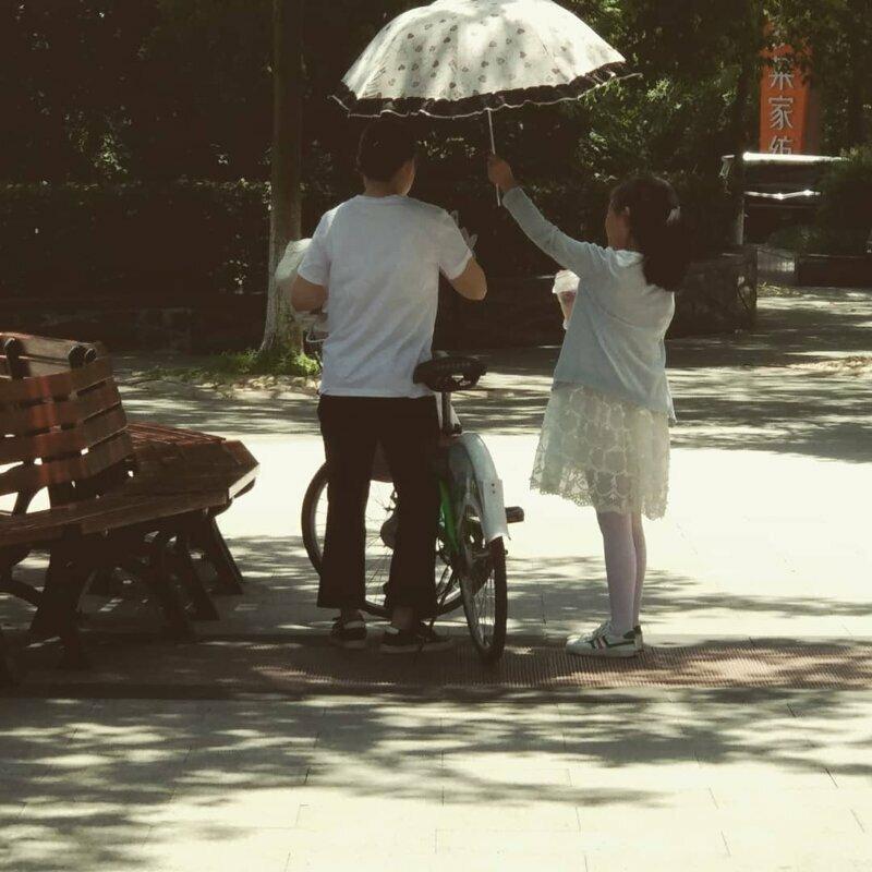 Мужчин в Китае ценят и оберегают