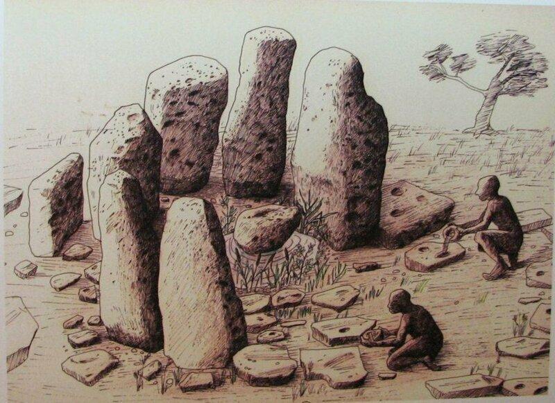 3. Руины Атлит-Ям