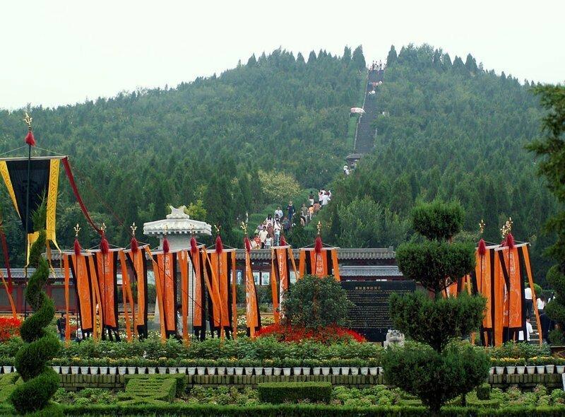 6. Гробница первого китайского императора