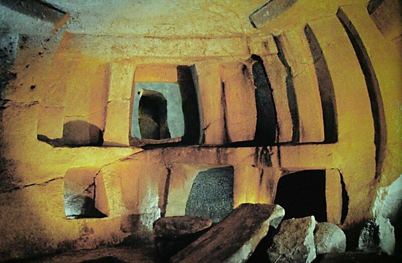 24. Туннели каменного века