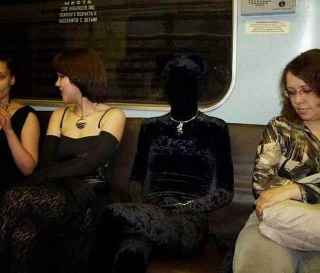 Человек в черном