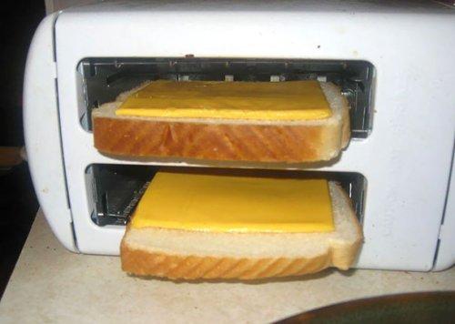 Приручи тостер