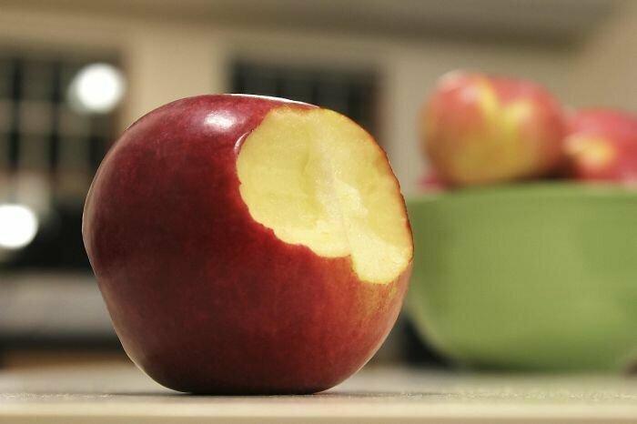 Запретный плод - это не яблоко