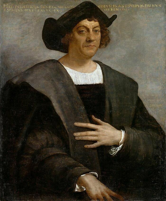 Христофор Колумб не был первым европейцем, ступившим на землю Америки