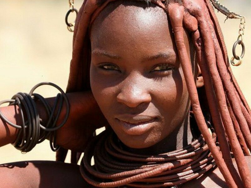 Африканские грации: глаз не отвести