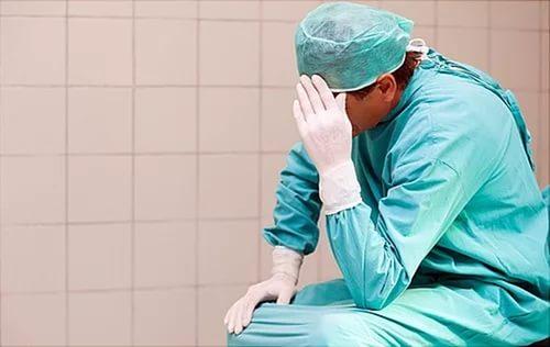 Будни хирурга: это медицинский триллер какой-то