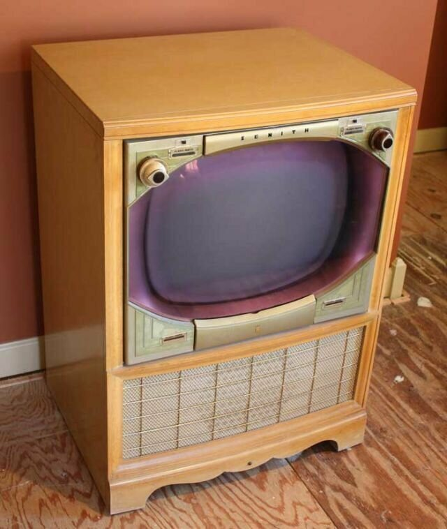 Телевизоры, которые продавались с пультом Flash-Matic