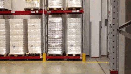 Офигеть: складские будни