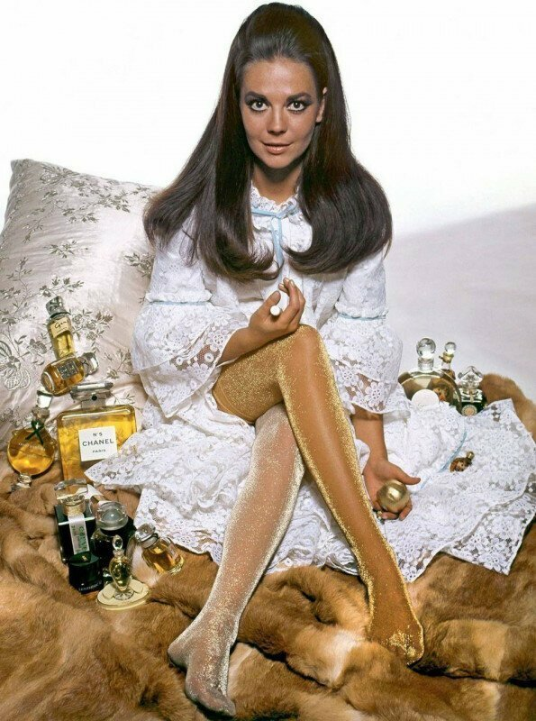 Русская звезда американского кино 1950-х и 1960-х Natalie Wood (Zakharenko).