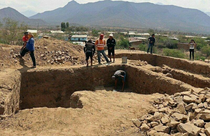 3000 лет: храм из гигантских камней удивил перуанских археологов