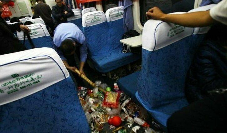 Гадкие привычки китайцев, которых нам никогда не понять