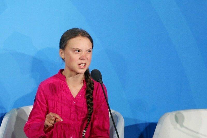 После выступления девочки в ООН Кларксон посоветовал Тунберг заткнуться