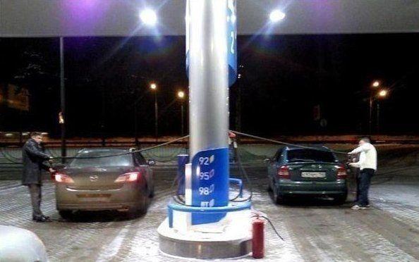 Бензиновая парочка