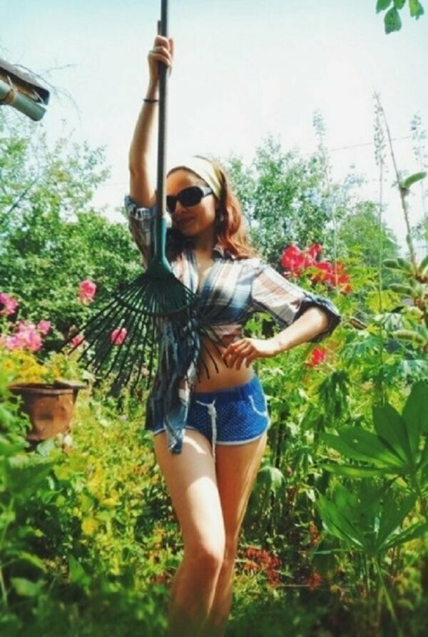 Любительницы природы: лучшие воспоминания ушедшего лета
