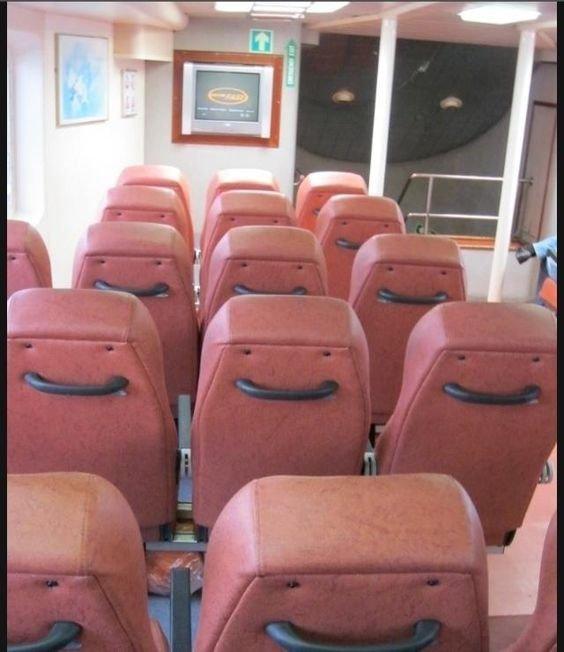 Улыбчивые кресла