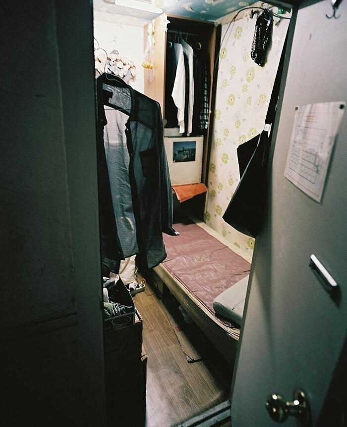 Как живут в Сеуле на двух квадратных метрах