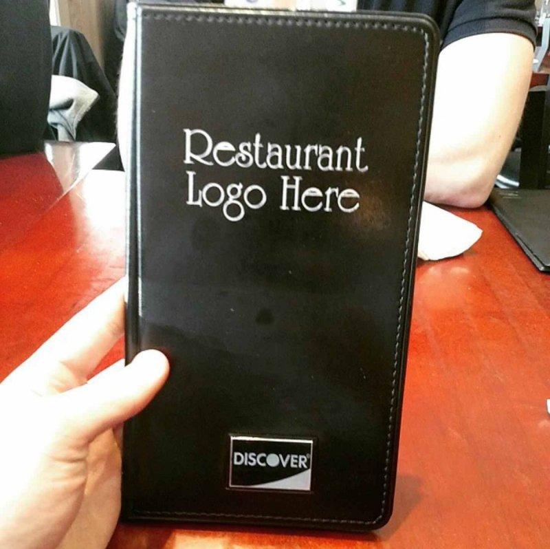 Место есть, логотипа - нет