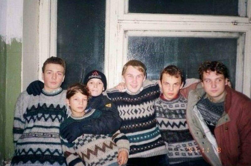 Модные свитера!