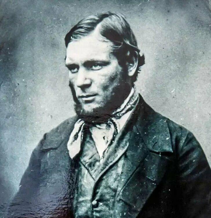 Мужчина, 1889