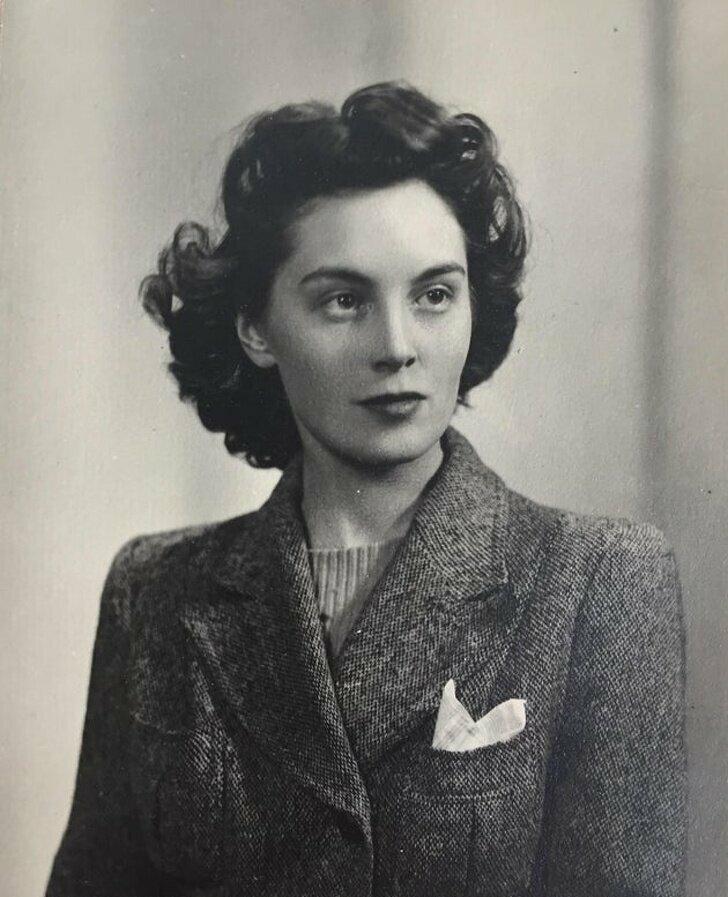 Женщина 1950-х