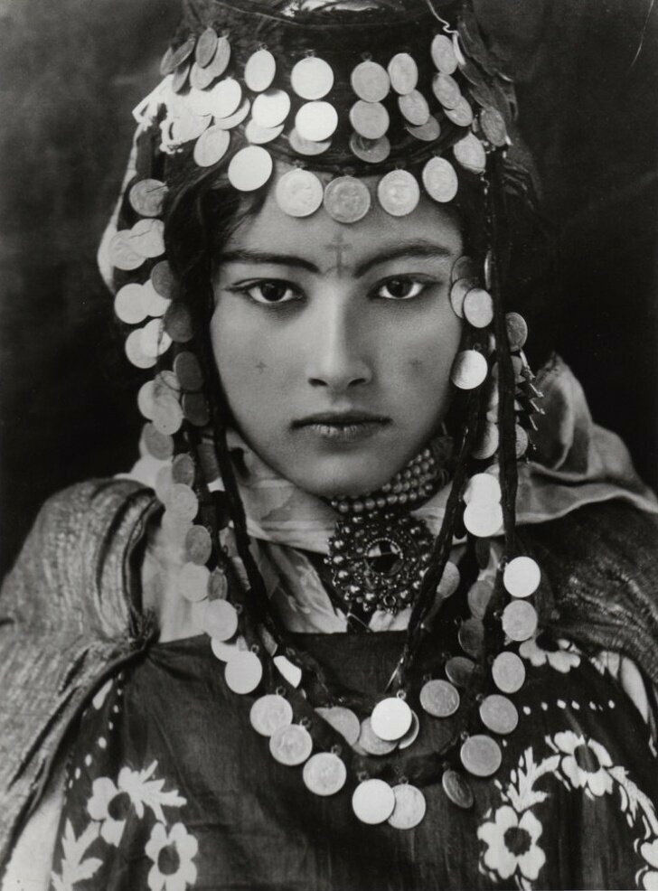 Алжирка, 1905 год