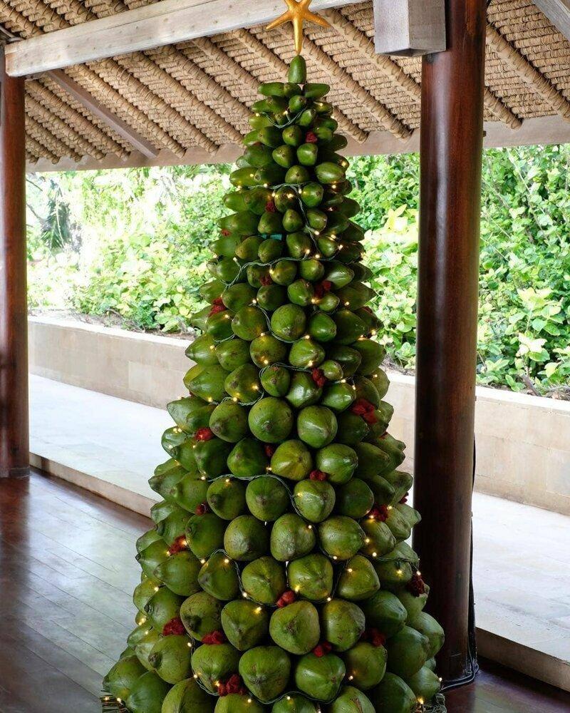 10. Новый год на Бали