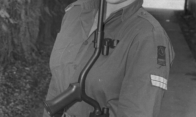 Как выглядит штурмовая винтовка для женщин