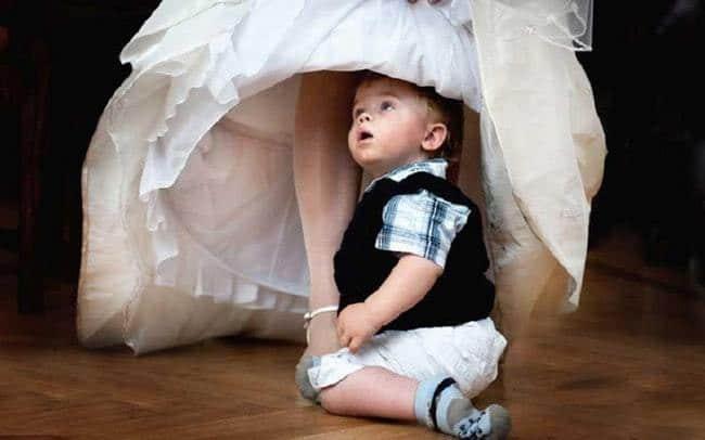 Дети на свадьбах: эмоции и мысли маленьких гостей