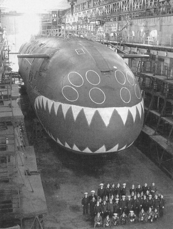 Подводные лодки проекта 945 «Барракуда» (обозначение НАТО — «Sierra-I») — серия советских многоцелевых атомных подводных лодок построенных в 1979—1986 годах