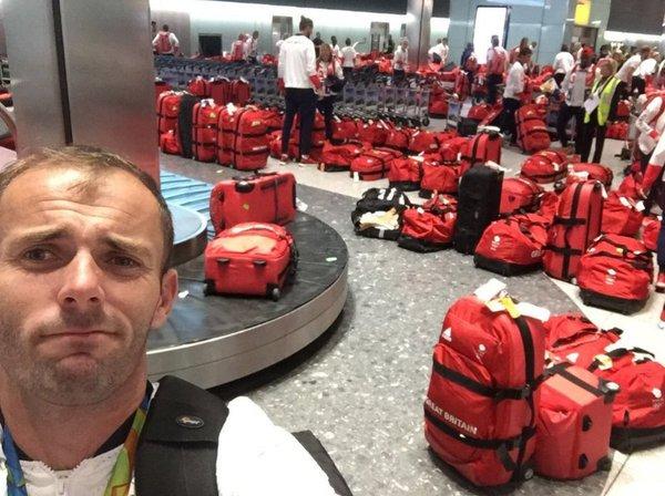 Потерять багаж - не самое страшное