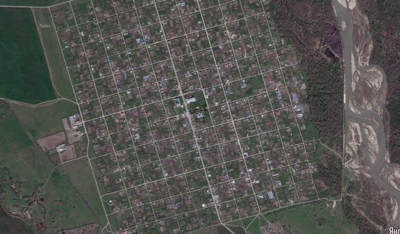Место, от которого перфекционист испытает оргазм: село Натырбово, Адыгея