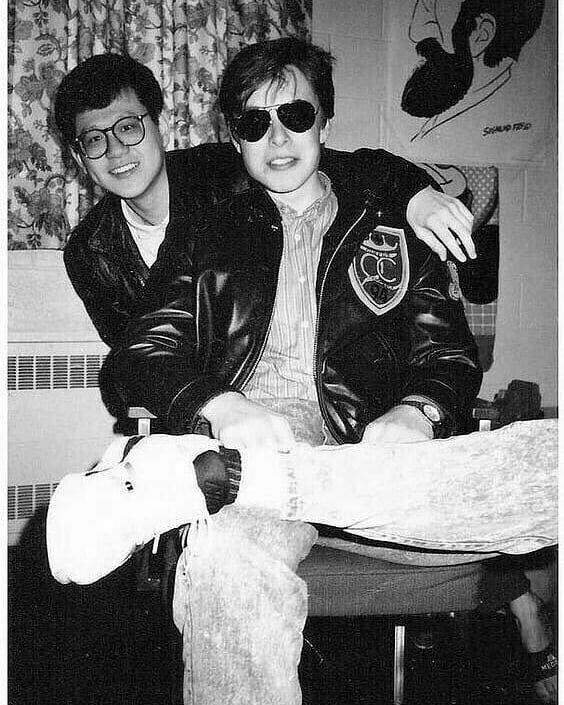 Илон Маск в студенческие годы, 1994 год