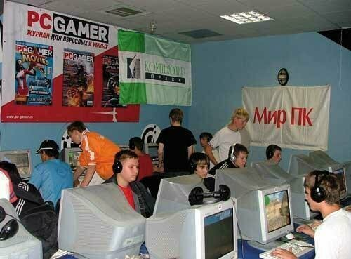 Играли в Max Payne, World of Tanks, Dota, Carmageddon, Quake II, StarCraft, Counter Strike