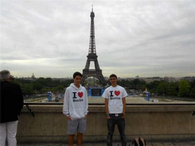 Жить в Париже...