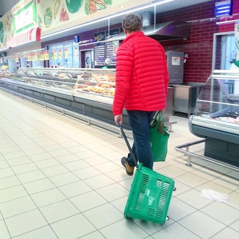Вызов всем супермаркетам