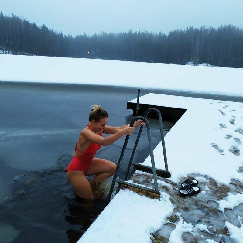 Красота и здоровье, которые растопят любой лед