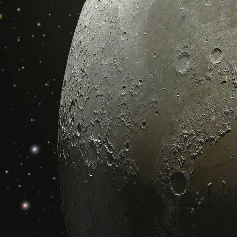 Космический шедевр: самый детальный снимок Луны