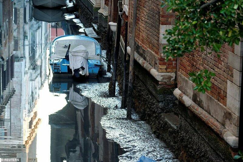 В Венеции опять нехорошо