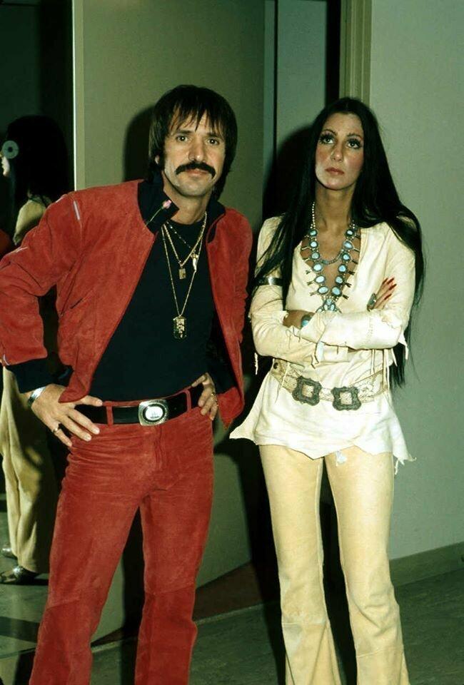 Сонни и Шер - 1973