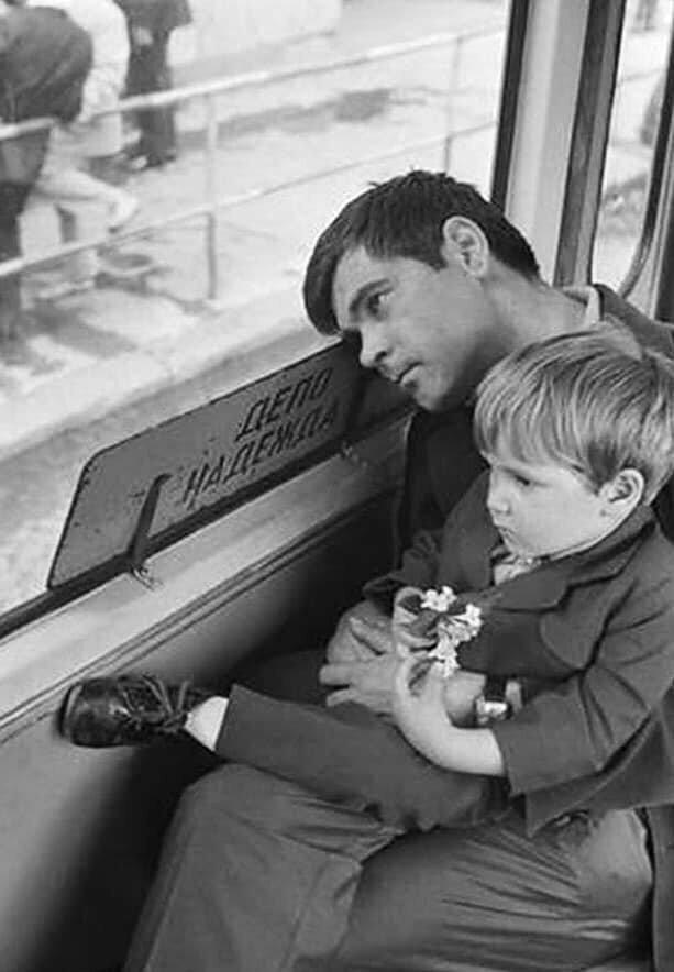 До депо Надежда. 1967 год