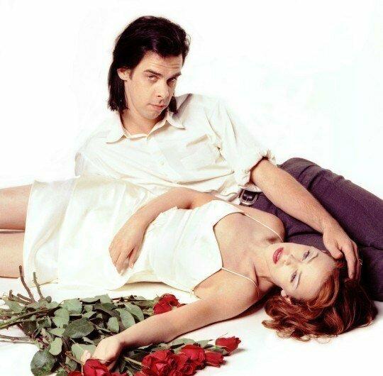 Ник Кейв и Кайли Миноуг, 1995 год