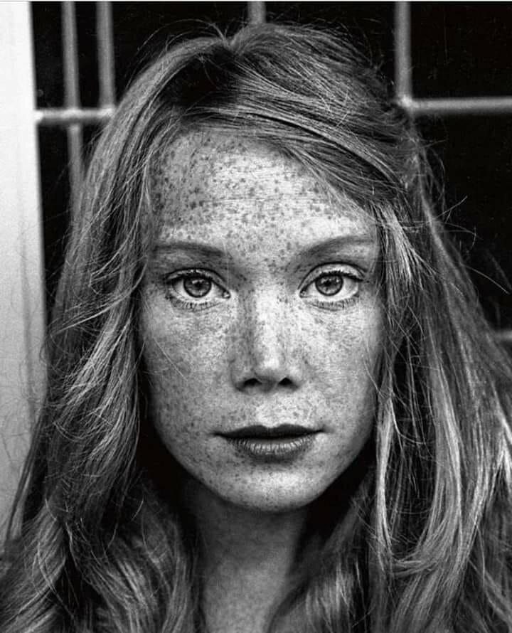 Сисси Спейсик, фото Иры Резник, 1972 год