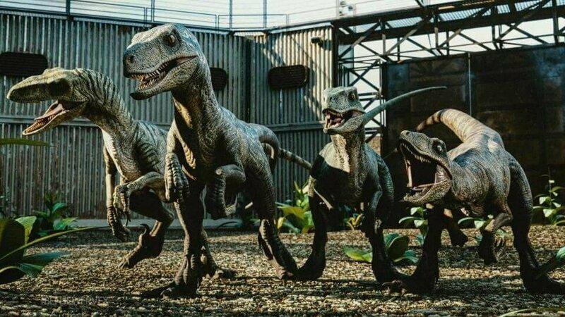 """""""Парк Юрского периода"""": крики велоцирапторов - это звуки спаривающихся черепах"""