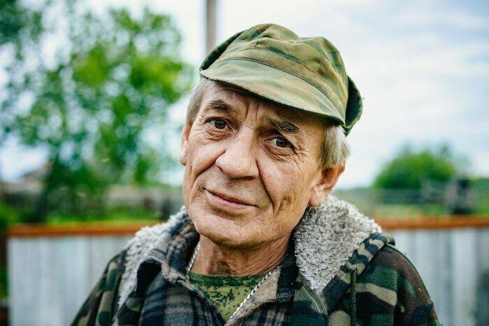 В тайге: знакомство с жителями покинутой деревни