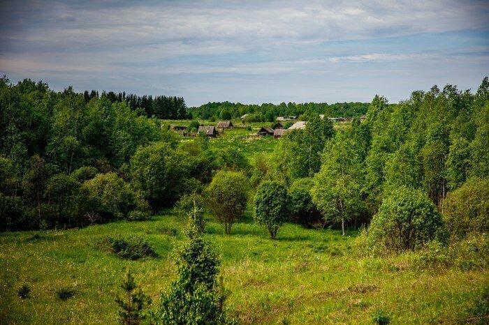Отшельники брошенной деревни Князевка