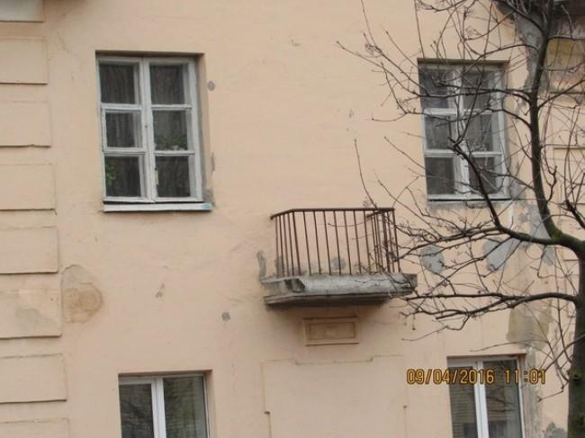Курить? Идите на балкон