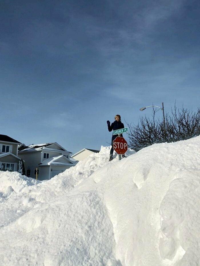 """""""Немножко снега на моей улице"""""""