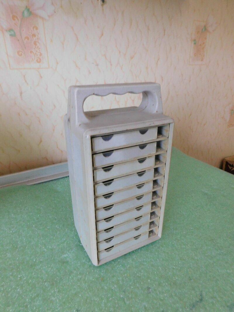 Переносной подкассетник